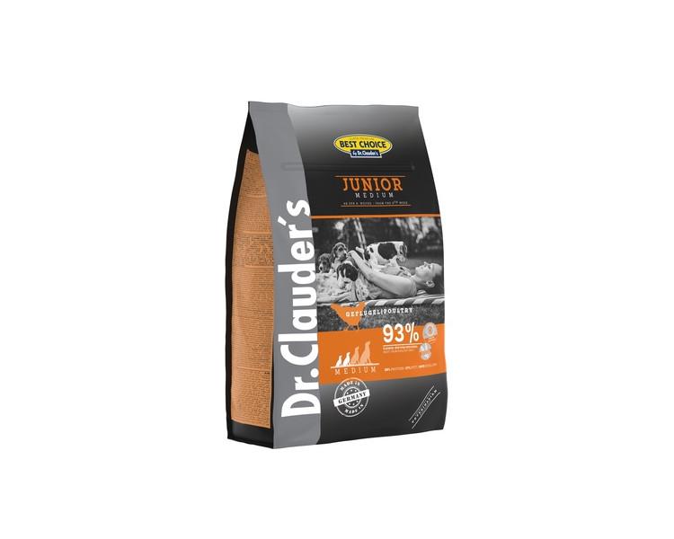Dr.Clauder´s Dental Snack piščanec - Medium Breed